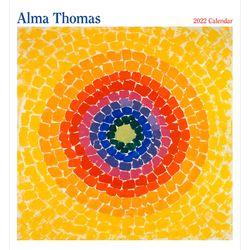 2022 캘린더 Alma Thomas
