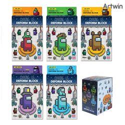 어몽어스 디폼 블럭 시리즈 BOX(5개입)