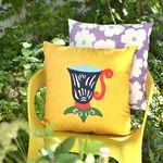 Ahjung cushion cover-bookcup