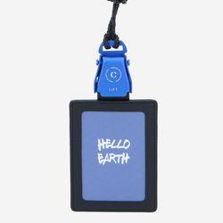 [컨티뉴]ID 카드홀더 [블루]