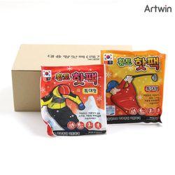 황토 특대형 핫팩 레저 BOX(20개입)