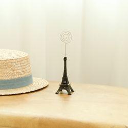 에펠탑 메모꽂이 사무실 카페 레스토랑 개업 선물