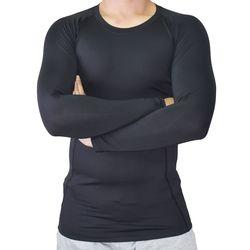 [바이탈살비오] 게르마늄 남자 상의 긴팔 트레이닝