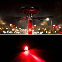 카폴레옹 자전거 후미등 LED 조명 라이트 안전등