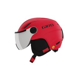 아동용 바이저 헬멧 BUZZ MIPS - MATTE BRIGHT RED