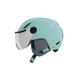아동용 바이저 헬멧 BUZZ MIPS - MATTE COOL BREEZE