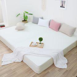 세미마이크로 스위트 패밀리 침대매트리스커버 210 x 200