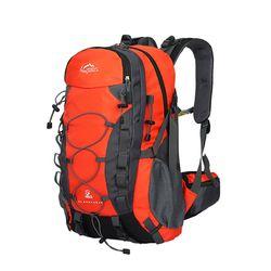 여자 등산가방 소형배낭 백마운트 오렌지 백팩 가방