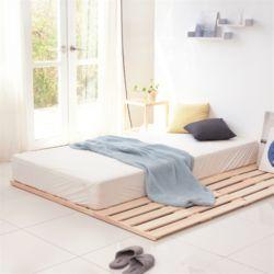 편백나무 원목 침대 매트 깔판 (싱글) 960x1990