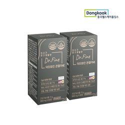[무료배송] 동국 닥터화인 관절FineMSM (800mg x 90정) 2개
