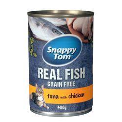 스내피톰 메인터넌스 참치와치킨 400gx12고양이 간식고양이 캔