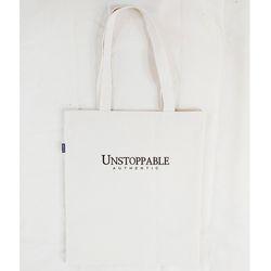 UNSTOPPABLE authentic 1 언스탑퍼블 어센틱 - 에코백