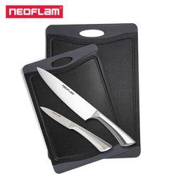 [네오플램] 플루토 마블도마 칼 4종세트