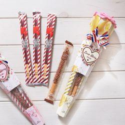 사랑비 롱빼 막대과자 데이 초콜릿 과자 선물