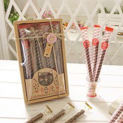 페페플라워(중) 롱빼 막대과자 데이 초콜릿 과자 선물
