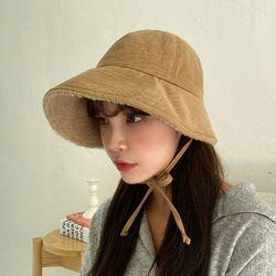 겨울 양털 벙거지 보넷 모자