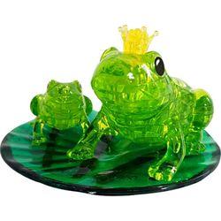 43피스 크리스탈퍼즐 - 개구리 가족