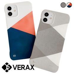 아이폰XS 클래식 슬림 심플 그립감 하드 케이스 P606