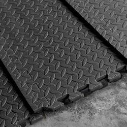 바디엑스 에바폼 퍼즐 바닥 타일 짐 매트 600x600mm 4장1세트
