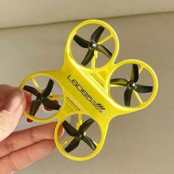 입문용 어린이 소형드론 LED L6065 쿼드콥터 미니드론