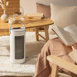히터팬 가정용 사무실 캠핑용 전기온풍기 FC189