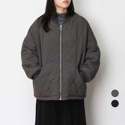 [네오쿠비카]빅사이즈 퀼팅 캐쥬얼 점퍼 NCJ-NTA519