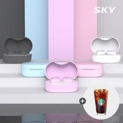 스카이 IM-A100BS 블로썸 블루투스 5.0 무선이어폰 생활방수