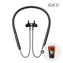스카이 핏 ANC N1 액티브 무선 블루투스 넥밴드 이어폰