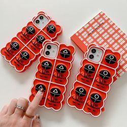 아이폰 13 12 pro max 캐릭터 푸시팝 팝잇 젤리케이스