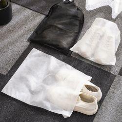 바인드 가정용 부직포 신발장 정리 주머니 가방 수납