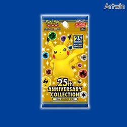 포켓몬스터25th 애니버서리컬렉션 BOX(16개입)