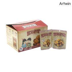 알차군밤 40g BOX(20개입)