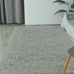 사계절 레트로 로얄  비스코스 수입카페트 (135x195cm)