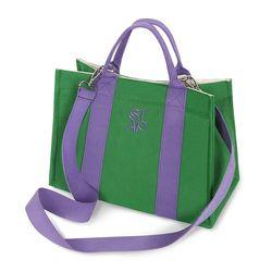 (UNI) Evian Tote Bag_Green(ITEMR4OQO3X)
