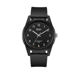 EUI 공용 우레탄 수능시계 EUI3202-BB