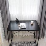 시크블랙 한정 800 테이블 식탁 책상 TB001