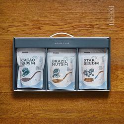 (착한습관) 알찬 견과 3종 실속팩 선물세트