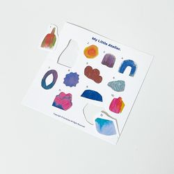 아틀리에 스티커 Atelier Stickers
