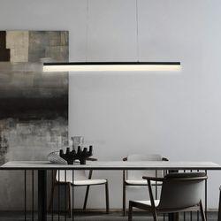 마샬 라인 LED 식탁등 펜던트조명 40W