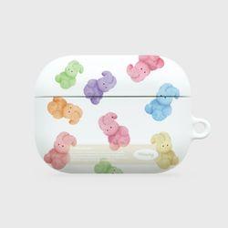 rainbow toy windy pattern [hard 에어팟프로케이스]