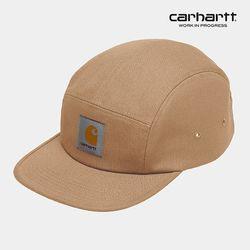 칼하트WIP Backley Cap (Dusty H Brown) 캠프캡