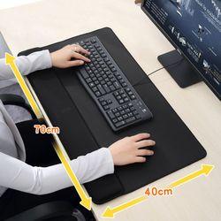 미니플 엘라스틱 손목 보호 게임 마우스패드 장패드