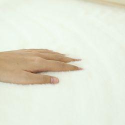 에코퍼 소파패드 밍크 양털 극세사 3단 쇼파패드