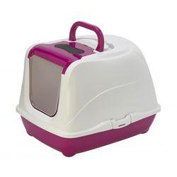 고양이 화장실 모데르나 플립캣하우스 Jumbo 핑크