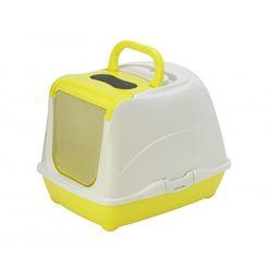 고양이 화장실 모데르나 플립캣하우스 Large 레몬