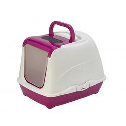 고양이 화장실 모데르나 플립캣하우스 Large 핑크