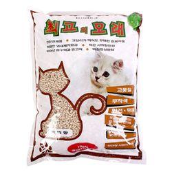 고양이 배변모래 두부모래  커피향 7L 3개