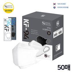 슈가포 KF94 보건용 마스크 50장(1매입x50장)