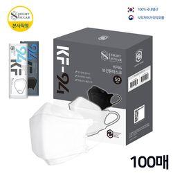 슈가포 KF94 보건용 마스크 100장(1매입x100장)