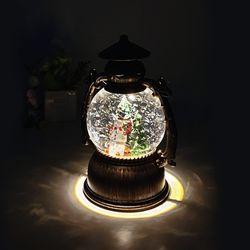 (kcsr002)크리스마스 워터볼 (눈사람원형)
